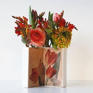 Dianthus Ceramic Flower Vases – 1