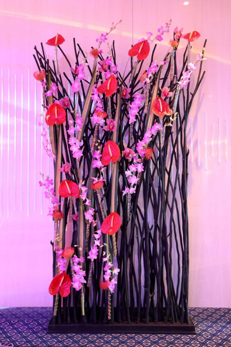 Flower Frames Events Miami