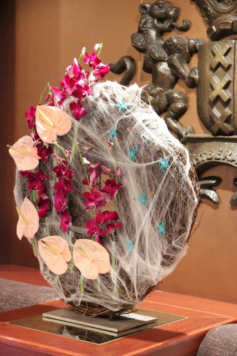 Halloween Flowers Miami