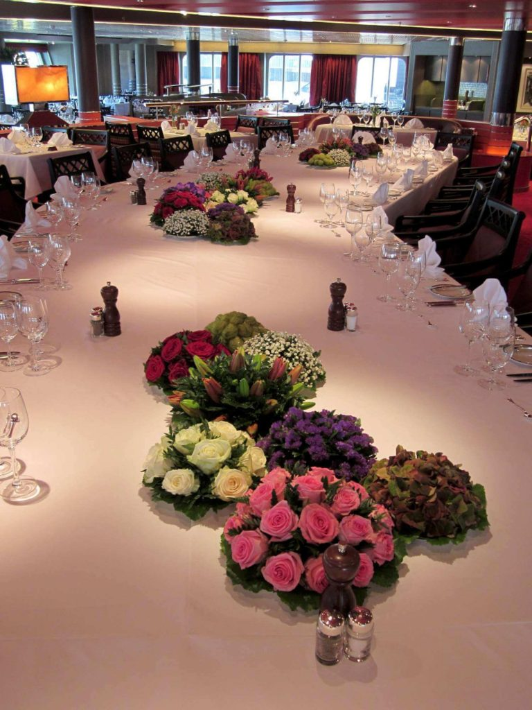 Tablescapes Miami Event Flowers
